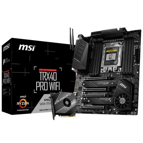 MSI TRX40 PRO WIFI DDR4 4666(OC) TRX40 (ATX)