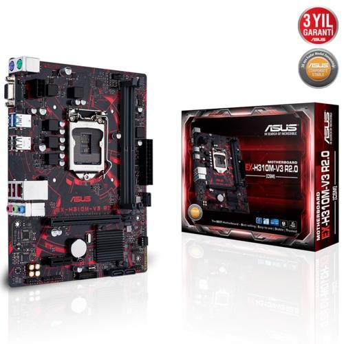 Asus EX-H310M-V3 R2.0 DDR4 2666MHz S+GL 1151V2
