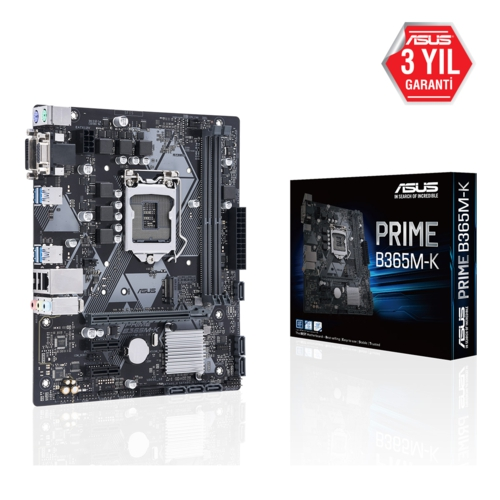 Asus PRIME B365M-K DDR4 2666MHzS+V+GL 1151p8