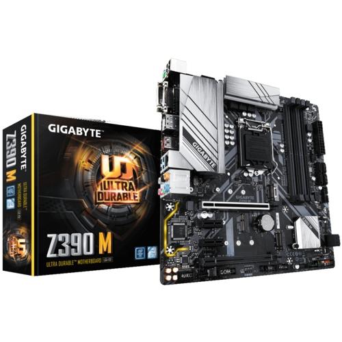 Gigabyte Z390-M DDR4 4 S+V+GL 1151p