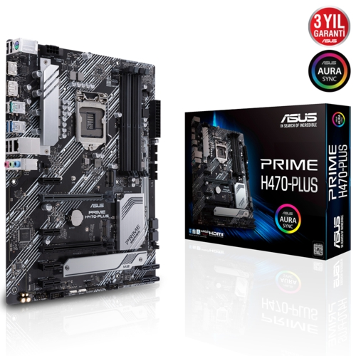 Asus PRIME H470-PLUS DDR4 2933 S+V+GL 1200p