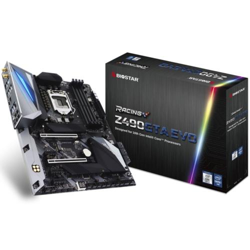 Biostar Racing Z490GTA EVO DDR4 4400+ S+GL LGA1200