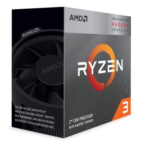 AMD Ryzen 3 3200G 3.6/4.0GHz AM4