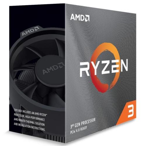 AMD Ryzen 3 3300X 3.8GHz 4.3GHz AM4 65W