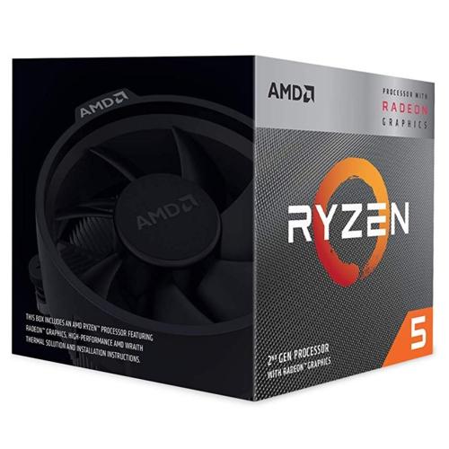 AMD Ryzen 5 3400G 3.7/4.2GHz AM4