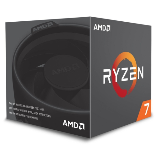 AMD Ryzen 7 2700 3.2/4.1GHz AM4