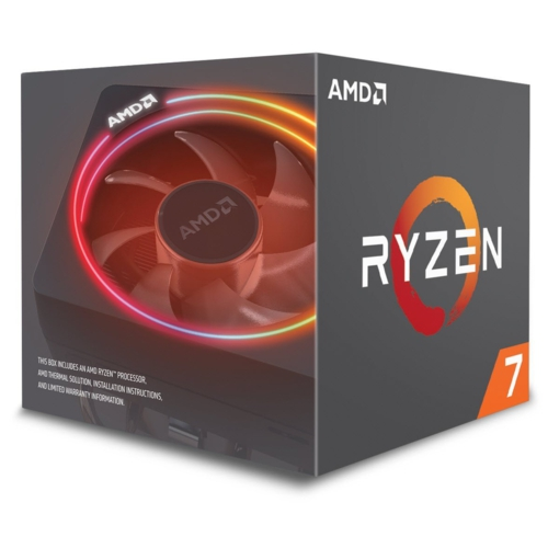 AMD Ryzen 7 2700X 3.7GHz/4.3GHz AM4