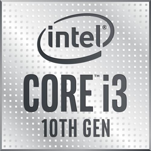 Intel i3-10100 3.6 GHz 4.3 GHz 6MB LGA1200P Tray