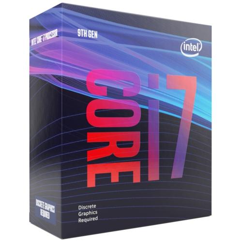 Intel i7-9700F 3.0 GHz 4.7 GHz 12M 1151p