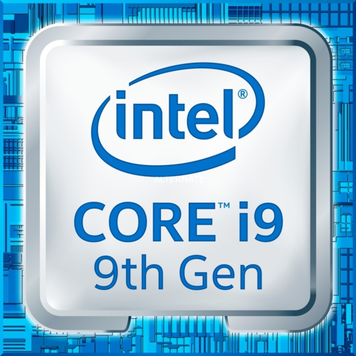 Intel i9-9900K 3.6 GHz 5.0 GHz 16M 1151p - Tray