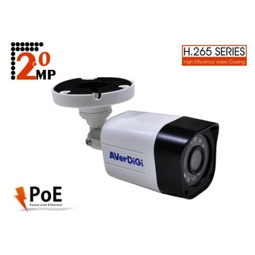 Averdigi AD-520B 2MP 3,6mm 12SMD Led IR Bullet IP