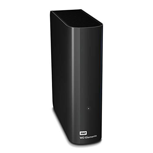 WD 3.5 10TB Elements WDBWLG0100HBK Siyah