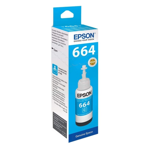 Epson T66424A Mürekkep Kartuş Mavi