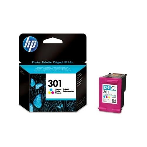Hp CH562EE Mürekkep Kartuş Renkli (301)