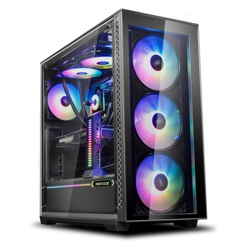 Deep Cool MATREXX 70 ADD-RGB 3F Mid Tower PSU YOK