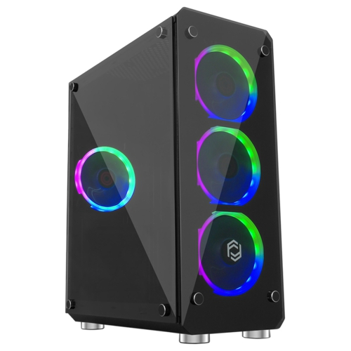 Frisby Cyber FC-9265G Mid Tower Kasa Siyah