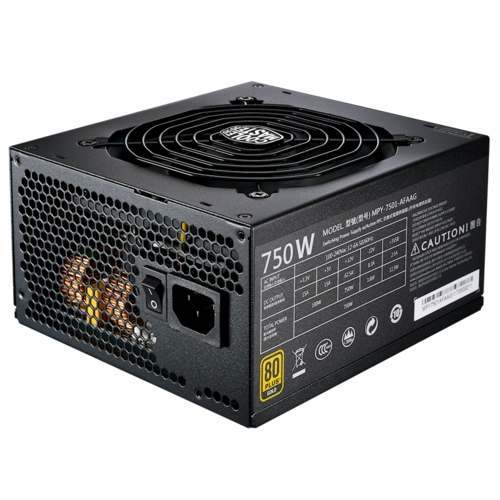 Cooler Master MWE GOLD 750W 80+ Gold Güç Kaynağı