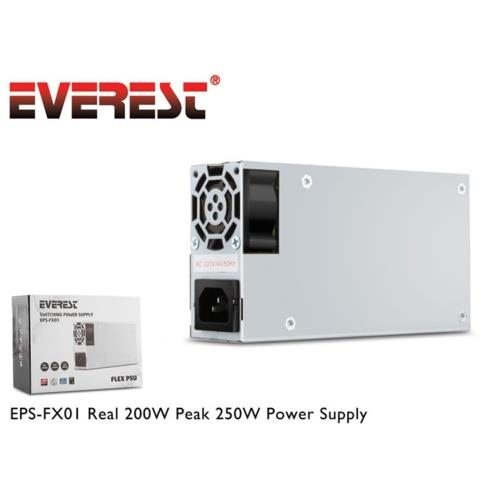 Everest EPS-FX01 Slim 200W Slim Güç Kaynağı