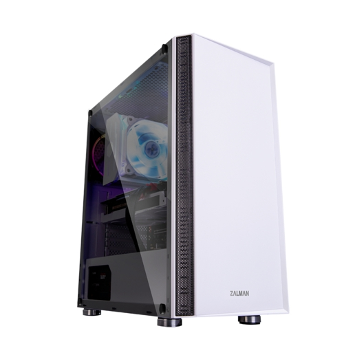 Zalman R2 WHITE Mid Tower RGB Kasa Beyaz PSU YOK