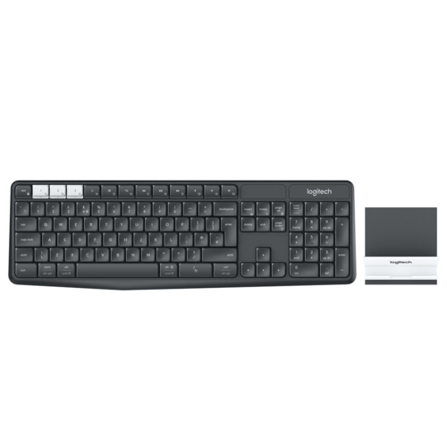 Logitech K375S Kablosuz Klavye+Stand 920-008178