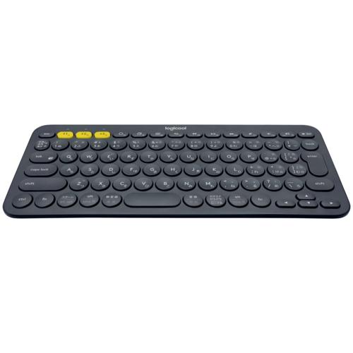 Logitech K380 Bluetooth Klavye Siyah 920-007586