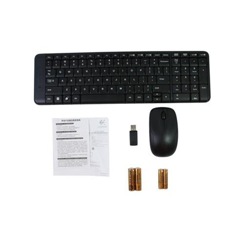 Logitech MK220 Klavye Mouse Kablosuz 920-003163
