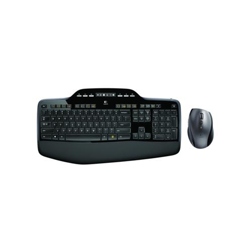 Logitech MK710 KlavyeMouse Set Kablosuz 920-002439