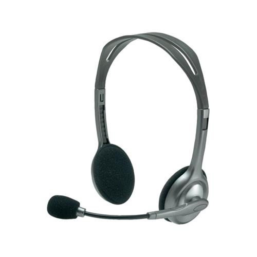 Logitech H110 Mikrofonlu Kulaklık 981-000271
