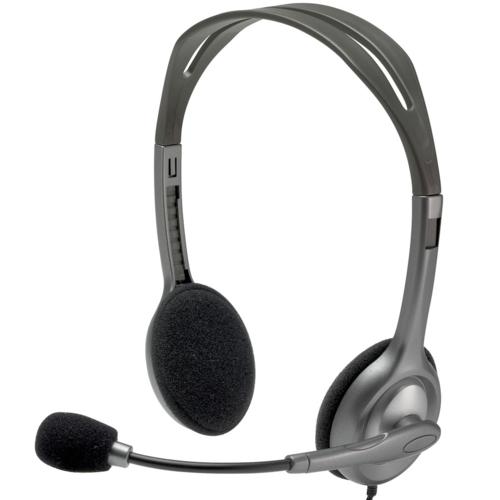 Logitech H111 Mic. Kulaklık Tek Jak 981-000593