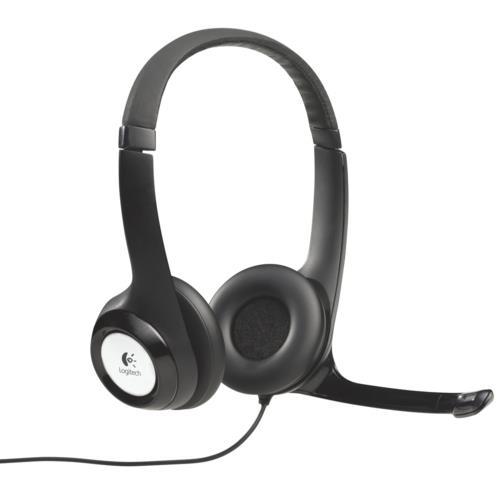 Logitech H390 Mikrofonlu Kulaklık Siyah 981-000406