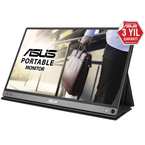 Asus 15.6 MB16AP IPS LED Monitör Siyah 5ms