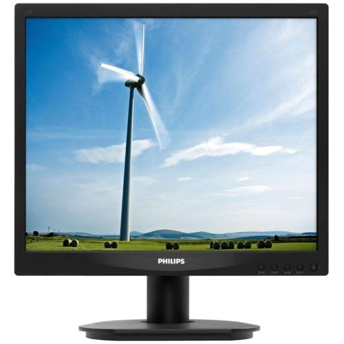 Philips 17 17S4LSB-00 LCD Monitör 5ms Siyah KARE