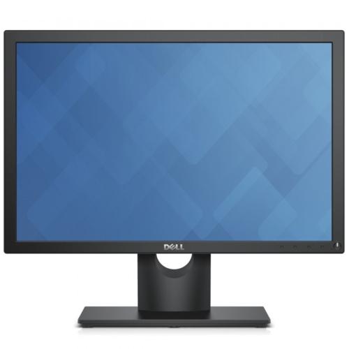 Dell 18.5 E1916H LED Monitor 5ms (VGA+DP)