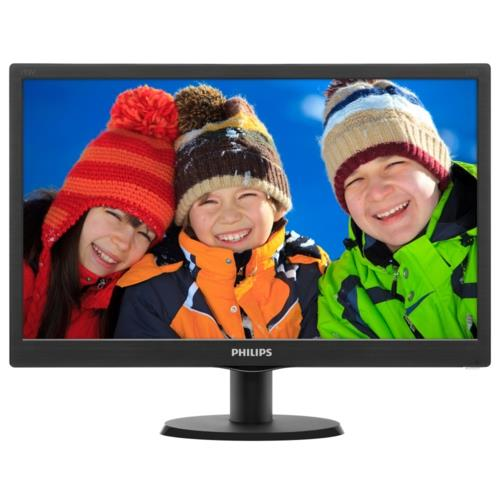 Philips 18.5 193V5LSB2/62 LED Monitör 5ms Siyah