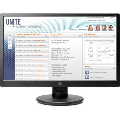HP 20.7 1FR84AA V214A LED Monitor 5ms