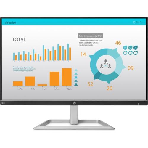 HP 23.8 3ML21AA IPS LED Monitor 5ms (N240) Black
