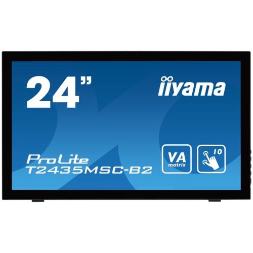 IIYAMA 24 T2435MSC-B2 Capacitive Dokunmatik