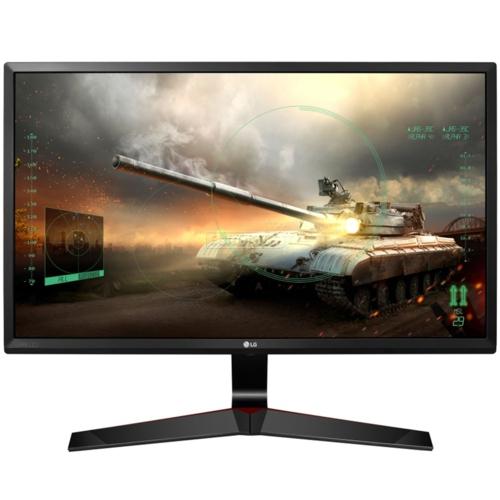 LG 23,8 24MP59G FHD IPS Gaming Monitör 1ms Siyah