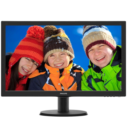 Philips 23,6 243V5QHABA-01 LED MM Monitör 8ms Syh