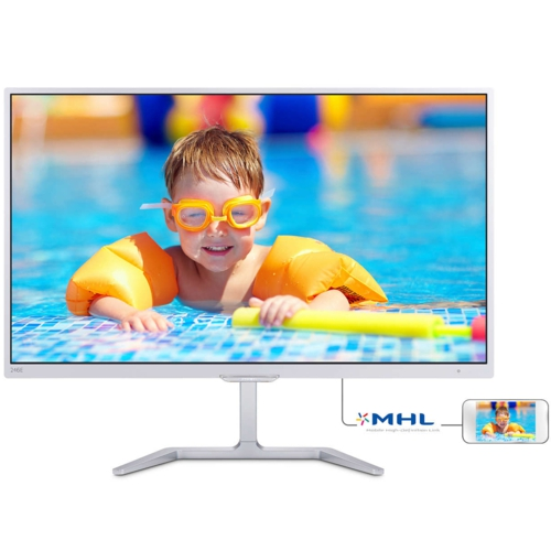 Philips 23,6 246E7QDSW/00 LED Monitör 5ms Beyaz