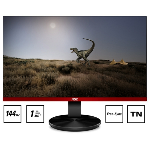 AOC 24.5 G2590PX MM Gaming Monitör 1ms Siyah
