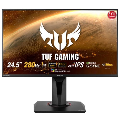 Asus 24.5 VG259QM IPS Gaming Monitör 1ms Siyah
