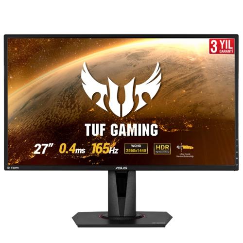 Asus 27 VG27BQ LED Gaming Monitör 0.4ms Siyah