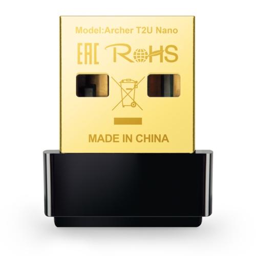 TP-Link Archer T2U Nano AC600 USB Adaptör