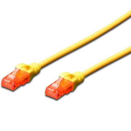 Digitus DK-1617-005/Y Cat6 U-UTP Patch Kablo 0,5m