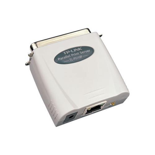 TP-Link TL-PS110P Tek Port Paralel Print Server