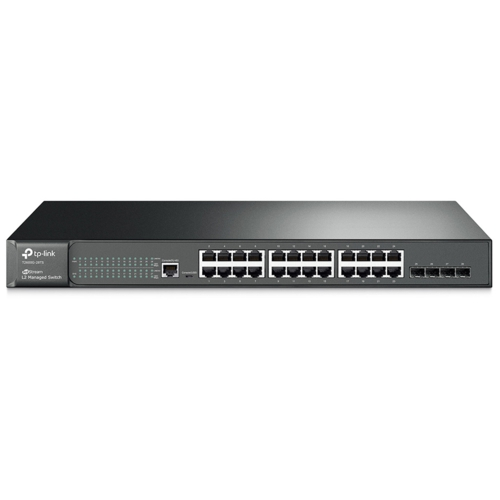 TP-Link TL-SG3424 24Port Gigabit+ 4 SFP Swich