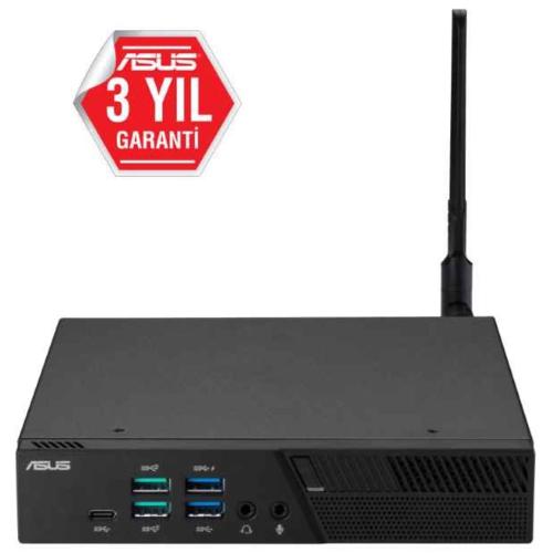 Asus PB60-B3430MV i3-8100T 4GB 128G M.2 SSD DOS
