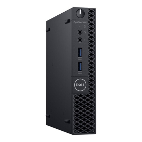 Dell OptiPlex 3070MFF i5-9500T 4GB 500GB UBUNTU