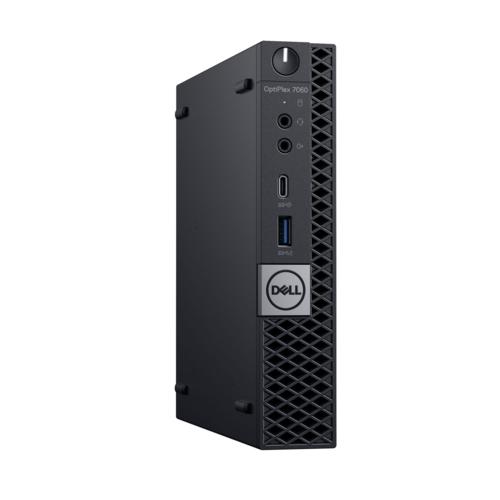 Dell OptiPlex 7060MFF i5-8500T 8GB 256SSD UBUNTU